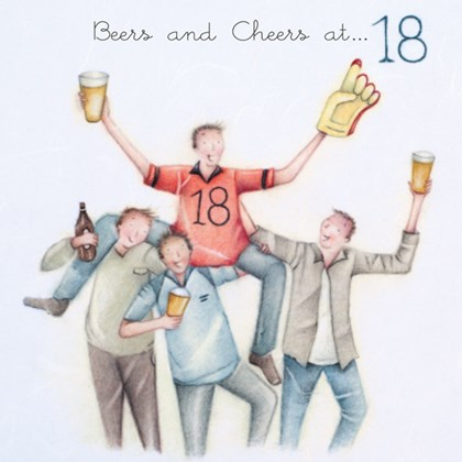 ML07 - Beers and Cheers at 18