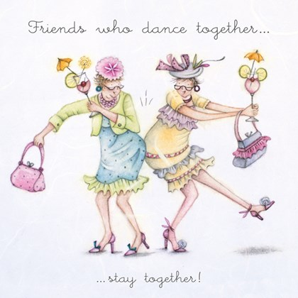 LL238 - Friends Who Dance Together