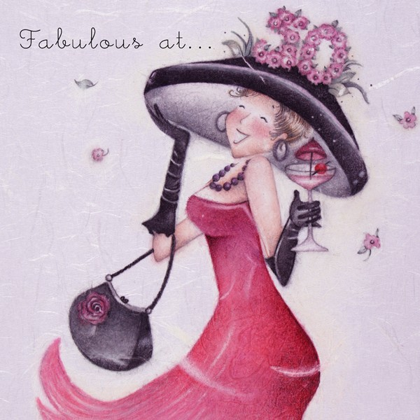 Silhouette Fifty Fab Woman: Cards » Fabulous At 50 » Fabulous At 50