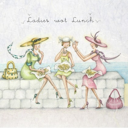 Ladies wot Lunch