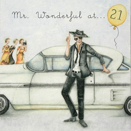 ML08 - Mr Wonderful at 21