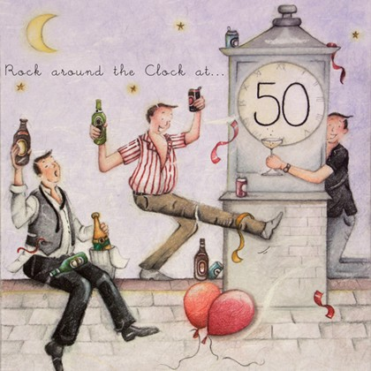 Rock around the Clock at 50