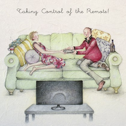 Taking Control of the Remote