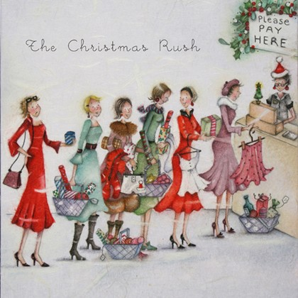 LX11 - The Christmas Rush