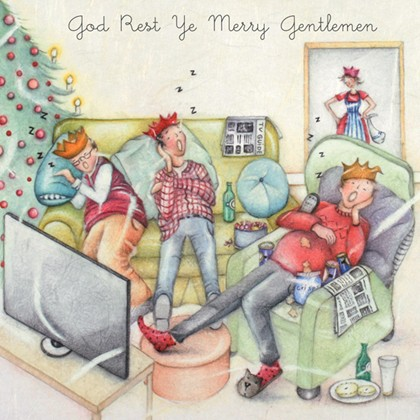 MLX04 - God Rest Ye Merry Gentlemen