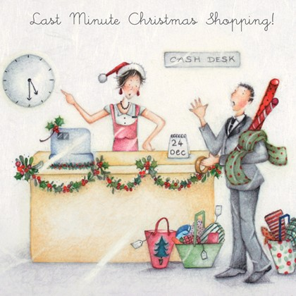 MLX06 - Last Minute Christmas Shopping