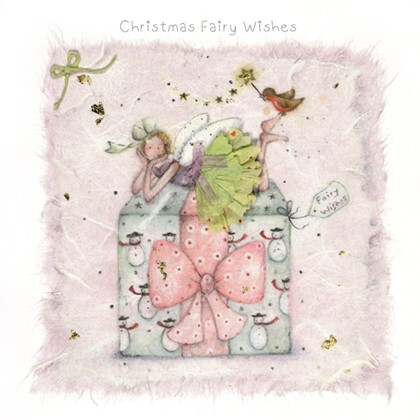CW08 - Christmas Fairy Wishes