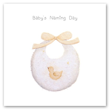 Baby's Naming Day