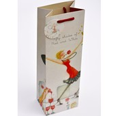Ladies Gift Bag - Bottle Bag