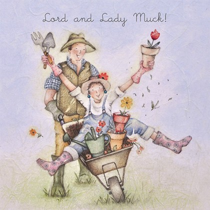 Lord and Lady Muck