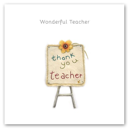 Wonderful Teacher
