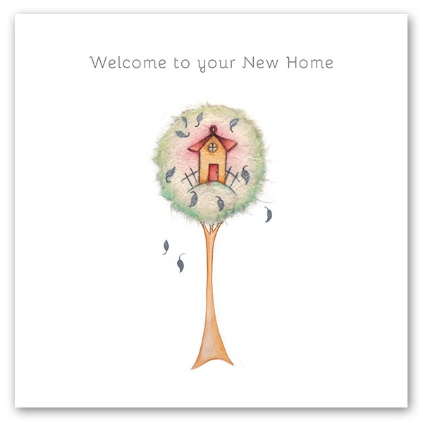 Cards Welcome To Your New Home Welcome To Your New Home Berni