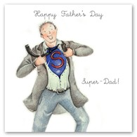 Happy Fathers Day - Superdad