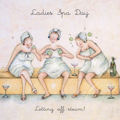 LL121 - Ladies Spa Day