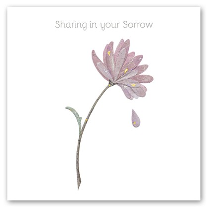 Sharing in your sorrow