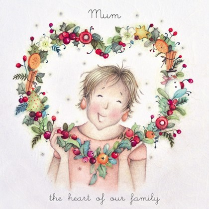 Mum - the heart of our family