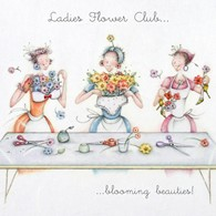 Ladies Flower Club