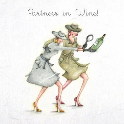 LL154 - Partners in Wine