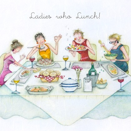 LL159 - Ladies who Lunch