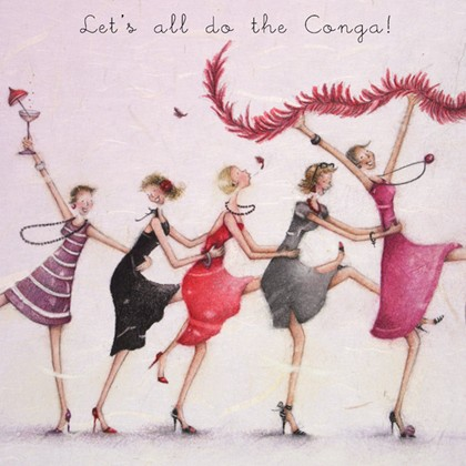 Let's all do the Conga
