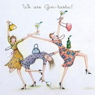 We are Gin-Tastic