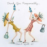 Drink Gin Responsibly