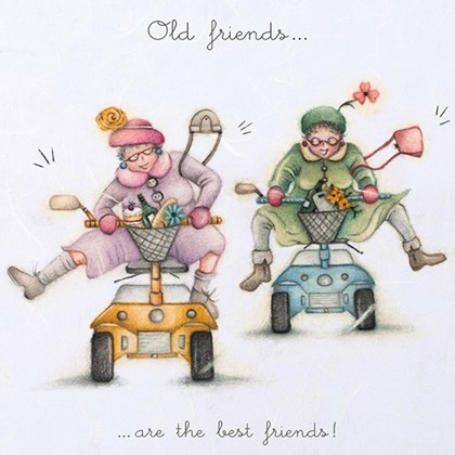 LL197 - Old Friends
