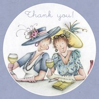 NC-08 - Thank You - Friends are Therapists