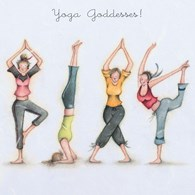 LL198 - Yoga Goddesses