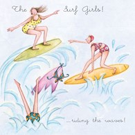 LL207 - The Surf Girls