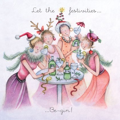 LX37 - Let the festivities Be-gin